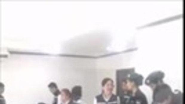 ส่งตัว 3 ผู้ต้องหากลับขอนแก่น สดจาก กองบินตำรวจ