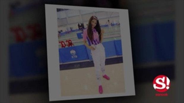 สาวน้อยน่ารัก! น้องต้นน้ำ ดีกรีฟันดาบทีมชาติไทย