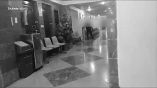 คลิปนาทีเป็นนาทีตาย มือปืนบุกอาคารรัฐสภาอิหร่าน ผู้คนแตกฮือ หนีตายเอาตัวรอด