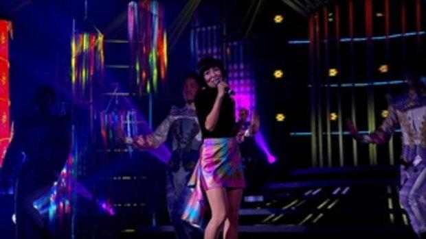 จินตหรา พูนลาภ - รักสลายดอกฝ้ายบาน | S9 เป็กกี้ | Sing Your Face Off Season 3 | EP.2 | 10 มิ.ย. 60