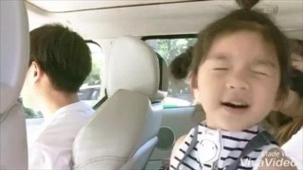 อินเนอร์แรง น้องมะลิร้องเพลงคำแพง ทำอาปิลหัวเราะไหล่สั่น