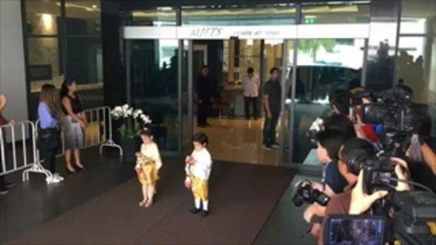 เจ้าหญิงวงการเพลงป๊อป บริตนีย์ สเปียส์ ถึงไทยแล้ว! ยกมือสวัสดีทักทายแฟนๆ