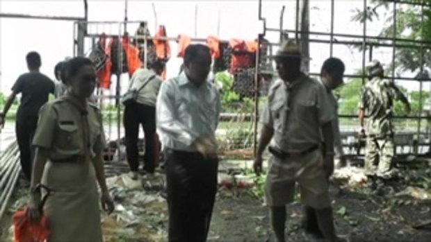 Sakorn News : โครงการฝายกรอง รองมลพิษ