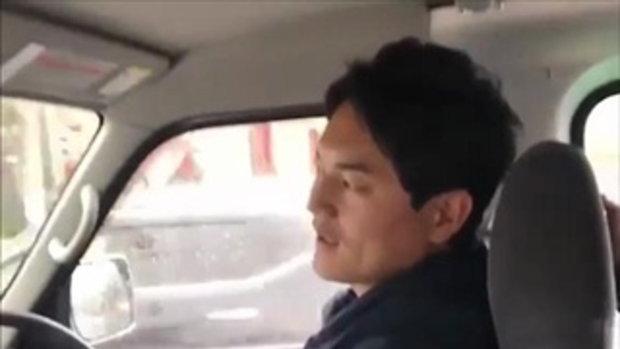 มาทำความรู้จักกับ ''โทโมกิ'' คนขับรถส่วนตัวให้ ''เจ-ชนาคุง'' ที่ญี่ปุ่นกัน