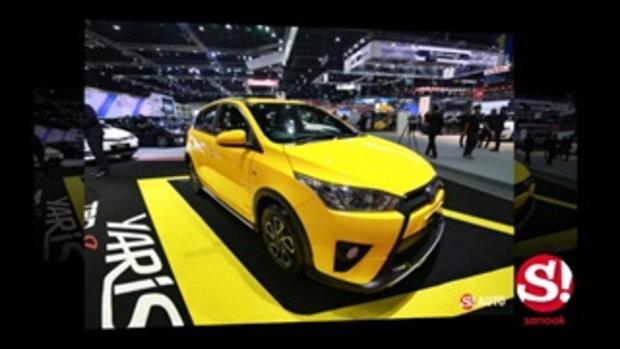เผย 10 อันดับรถยนต์ขายดีสุดในไทยประจำเดือนพฤษภาคม 2560
