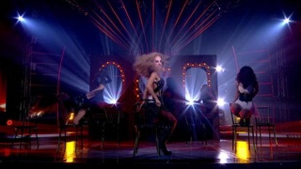 Christina Aguilera - Express | S7 กระแต | Sing Your Face Off 3 | 24 มิ.ย. 60