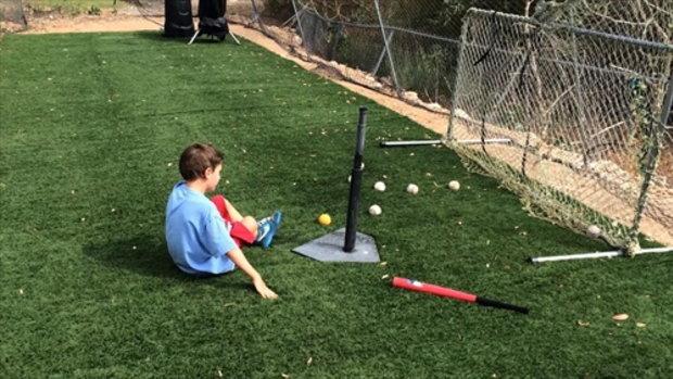 เมื่อการฝึกเบสบอลไม่เป็นไปตามคาด