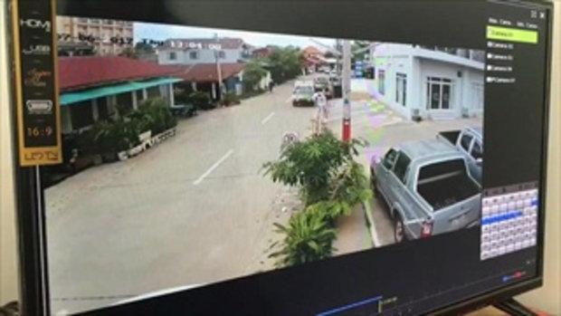 นาทีระทึก! สาวโดนโจรกระชากกระเป๋า จนถูกลากไปกับถนนหลาย 10 เมตร