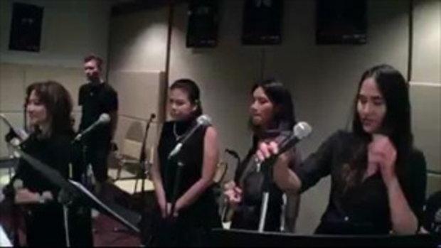 ปันปัน ร้องเพลงทั้งน้ำตา เตรียมขึ้นคอนเสิร์ต เรามีเรา เพื่อ แหวน ฐิติมา
