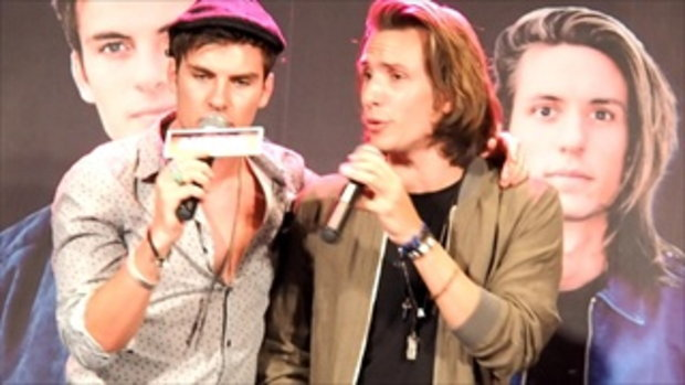 DVICIO - Enamorate (Press Con @CTW 120717)