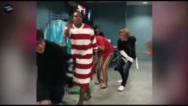 ไอซ์ อภิษฎา โชว์สกิลเต้นซุมบ้า ส่ายเอว ลีลาสุดเเซ่บ ที่ห้าง เดอะ พรอมานาด
