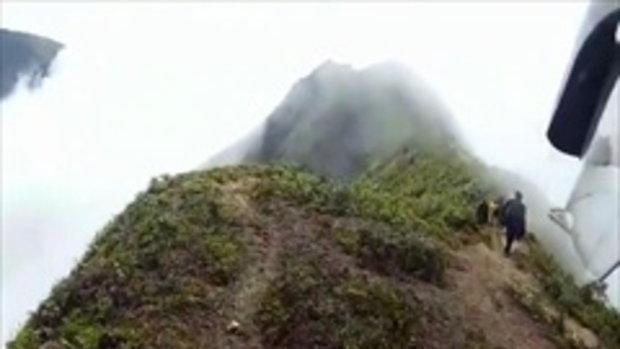 เส้นทางบนภูเขาที่สวย และน่าหวาดเสียว ที่สุดในเวียดนาม
