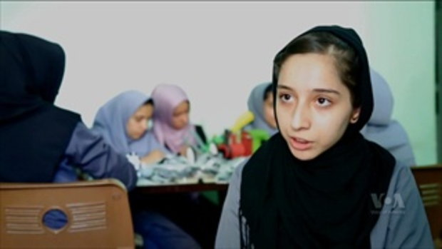 'ทีมโรบอติกส์หญิงอัฟกัน' เมินคำสั่งห้ามมุสลิมยืนยันส่งหุ่นยนต์เข้าแข่งขันระดับโลกที่วอชิงตัน