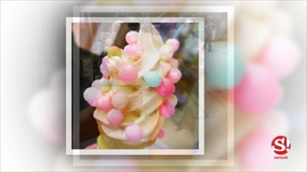 Oiri Soft cream มารู้จักไอศกรีมสุดน่ารักมุ้งมิ้งกันดีกว่า
