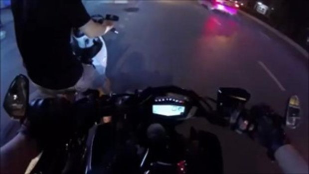 น้ำใจไม่เกี่ยวกับCC น่ารักอีกแล้ว biker มุมดีๆที่อยากให้ทุกคนเห็น