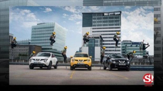 Nissan Juke 2017 เพิ่มฟีเจอร์กล้อง JukeCam 360 องศาเอาใจขาลุย