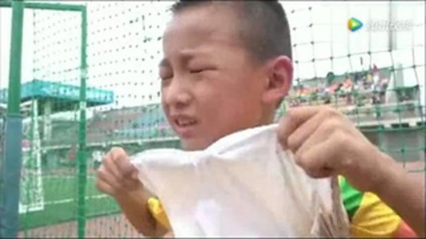 กัปตันหนุ่มน้อยสุดเจ็บปวด แข่งบอลแพ้ ตัดพ้อทั้งน้ำตา
