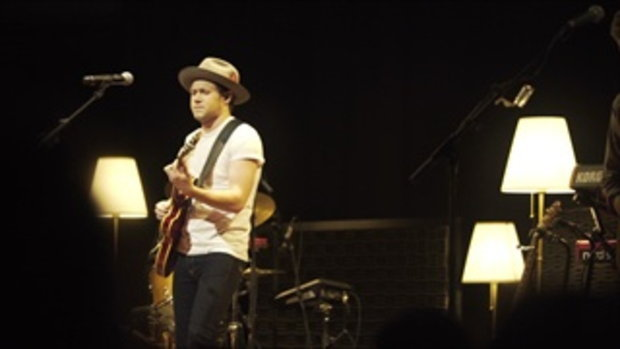 Niall Horan Live in Singapore