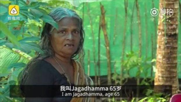 """พรหรือคำสาป? ครอบครัวชาวอินเดียมี """"นิ้วมือติดกัน"""" หลายชั่วคน"""