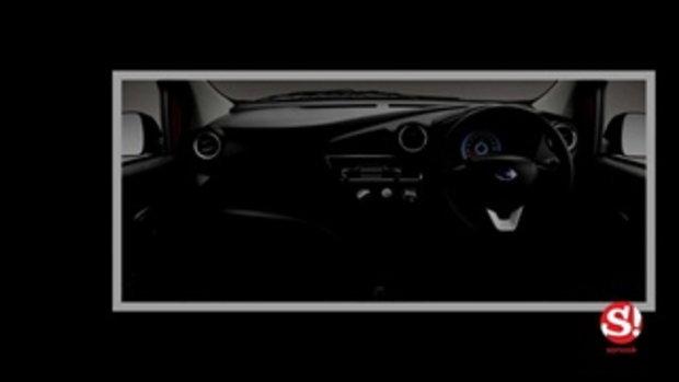 Datsun Redi-GO 1.0L 2017 ใหม่ เคาะเริ่มเพียง 1.86 แสนบาทที่อินเดีย