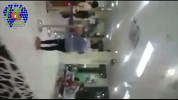 ช่างใจกล้า!! สาวใส่กางเกงในตัวเดียว เดินเข้ามาใช้บริการในร้าน ทำลูกค้าช็อก ก่อนรีบชิ่ง