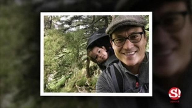 อบอุ่นน่ารัก พอลล่า เทเลอร์ พาลูกๆเดินป่า