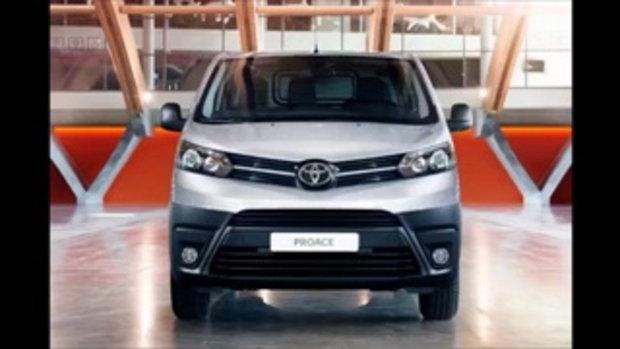 Toyota ProAce Van Compact 2017