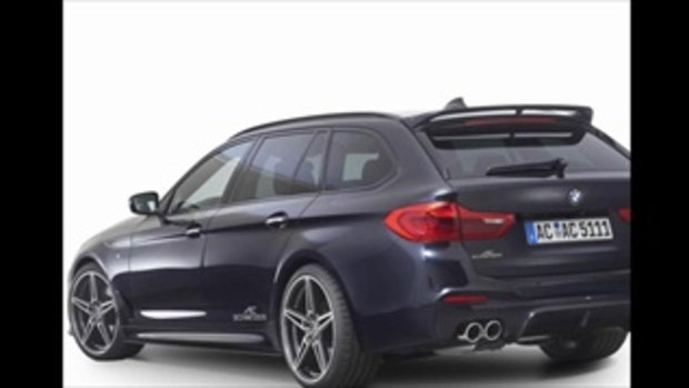 AC Schnitzer ACS5 2.0d BMW 5-series Touring G31 2017