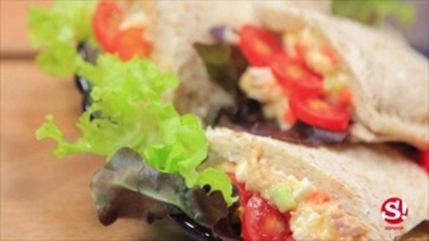 Sanook Good Stuff : เมนูแซนวิชกระเป๋า สำหรับคุณหนู ทำง่ายน่าทาน พร้อมด้วยโภชนาการสำหรับเด็ก
