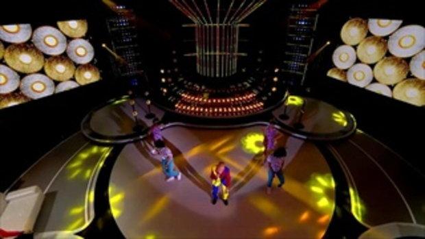 เอ็ดดี้ ผีน่ารัก – ต๊อแต๊ - S6 ซานิ - Sing Your Face Off 3 - 5 ส.ค.60