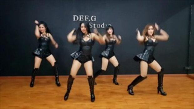 เพลงที่มันมีงูออกมา (Burn it down by Dj. pee) [Danced by Def-G]