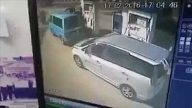 เตือนภัย! ทุบกระจกรถ ขโมยของเอาแบบด้านๆ