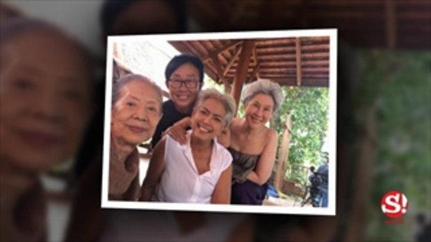 ยายบรรเจิดศรี วัย 92 ปี หวนแสดง สายโลหิต มีความสุขแม้หลงลืม