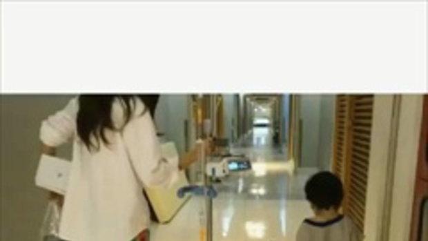 ย้อนดู น้องโปรด ช่วงอยู่รพ. อดข้าวน้ำ 2 วัน เอาของกินไปให้พยาบาล