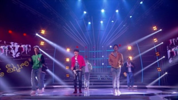 ติ๊ก ชีโร่ – ออกมาเต้น | S5 ฟรอยด์ | Sing Your Face Off 3 | 2 ก.ย. 60