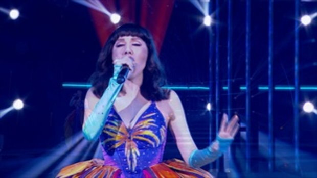 Katy Perry – Firework | S10 พิม | Sing Your Face Off 3 | 2 ก.ย. 60
