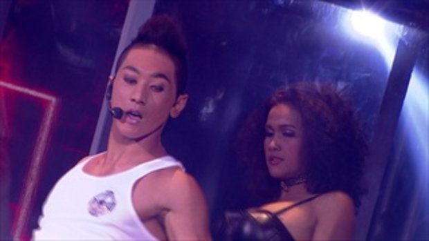 Taeyang – Ma Girl | S2 นัททิว | Sing Your Face Off 3 | 2 ก.ย. 60