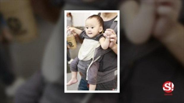 หล่อเหมือนพ่อเป๊ะ น้องอากิระ ลูกชายดีเจอิคคิว น่าเอ็นดูสุดๆ