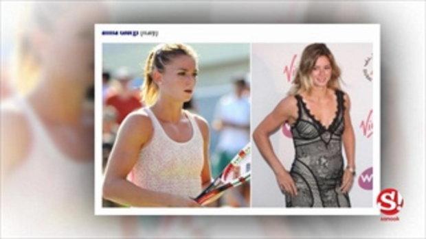 อยากตีกับเธอ 20 นักเทนนิสหญิง สุดฮอตในยุคปัจจุบัน (อัลบั้ม)