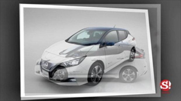 Nissan Leaf 2018 โมเดลเชนจ์ใหม่เปิดตัวแล้ว ราคาเริ่ม 960,000 ที่ญี่ปุ่น