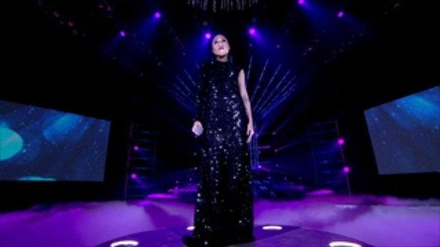 รัดเกล้า อามระดิษ – ลมหายใจ | S6 ซานิ | Sing Your Face Off 3 | 9 ก.ย. 60