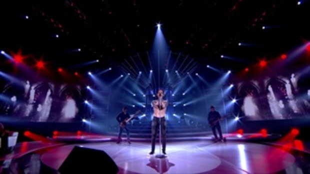 Chester Bennington (Linkin Park) – Numb | S4 ชิน | Sing Your Face Off 3 | 9 ก.ย. 60