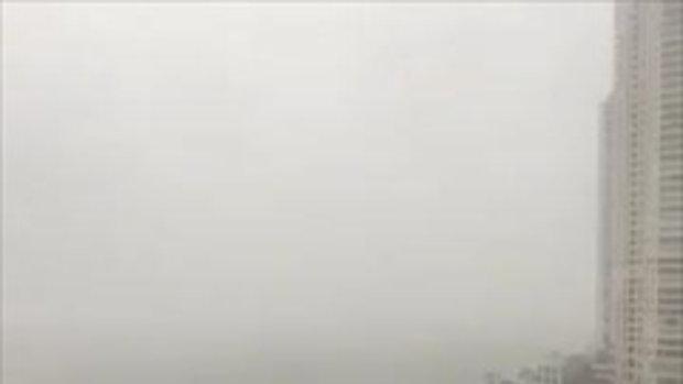 ตะลึงทั่วโซเชียล!!!! มหาพายุสำแดงเดชถล่มฟลอริดา พริบตาเดียวเมืองจมบาดาล