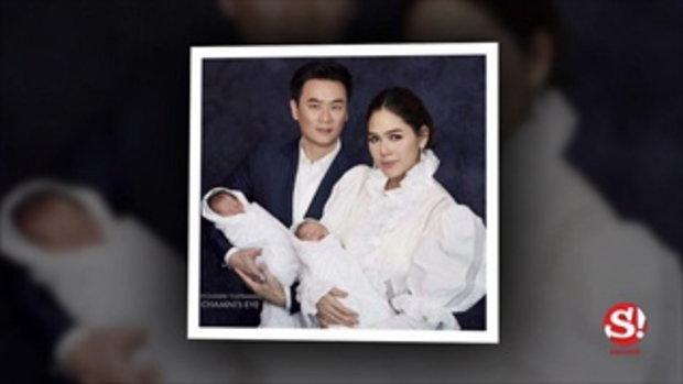 ชมพู่ อารยา หลังคลอดลูกแฝด 2 วัน หุ่นคุณแม่เป๊ะเวอร์!