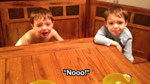 เมื่อการลองชิมอาหารเป็นประสบการณ์ที่เลวร้ายของเด็ก ๆ