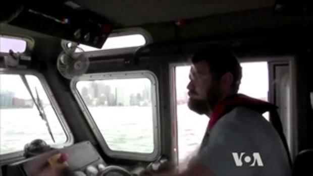 'เรือไร้คนขับ' ใกล้ออกสู่ตลาด คาดแซงหน้ารถยนต์แบบควบคุมตัวเองอัตโนมัติ