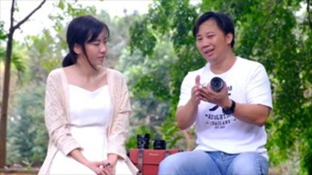 Tech Chill สอนใช้กล้อง Fujifilm X-A3 ตอนที่ 7 ดูรหัสเลนส์ การตั้งค่า display