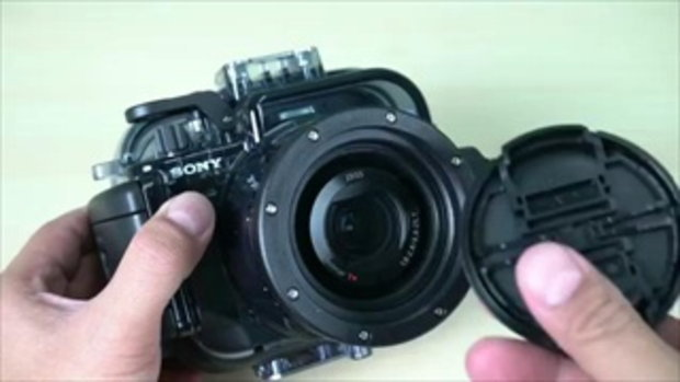 Tech Chill ตอนที่ 213 Housing ดำน้ำสำหรับกล้อง Sony RX100 series