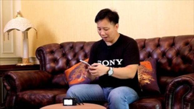 Tech Chill ตอนพิเศษ สอนการใช้กล้อง Sony RX100V ตอนที่ 3