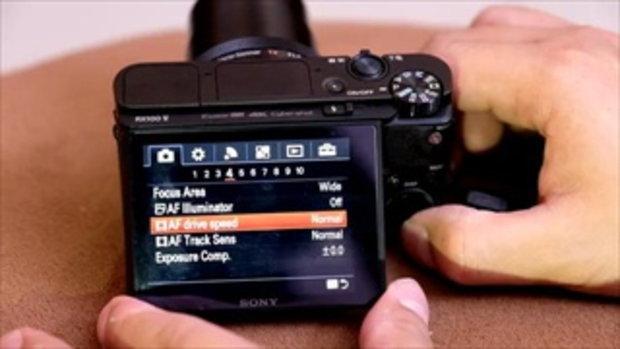 Tech Chill ตอนพิเศษ สอนการใช้กล้อง Sony RX100V ตอนที่ 4